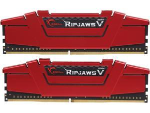 G.SKILL Ripjaws V Series 32GB (2 x 16GB) 288-Pin DDR4 SDRAM DDR4 2133 (PC4 17000) Desktop Memory Model F4-2133C15D-32GVR