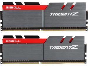 G.SKILL TridentZ Series 32GB (2 x 16GB) 288-Pin DDR4 SDRAM DDR4 3000 (PC4 24000) Intel Z370 Platform Desktop Memory Model F4-3000C15D-32GTZ