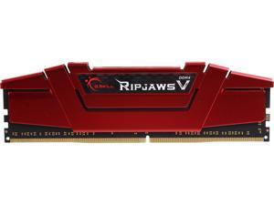 G.SKILL Ripjaws V Series 16GB 288-Pin DDR4 SDRAM DDR4 3000 (PC4 24000) Desktop Memory Model F4-3000C15S-16GVR
