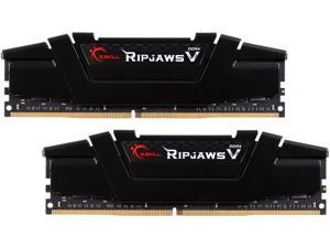 G.SKILL Ripjaws V Series 32GB (2 x 16GB) 288-Pin DDR4 SDRAM DDR4 3200 (PC4 25600) Desktop Memory Model F4-3200C16D-32GVK