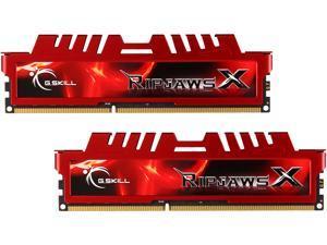 G.SKILL Ripjaws X Series 16GB (2 x 8GB) 240-Pin DDR3 SDRAM DDR3L 1600 (PC3L 12800) Intel 100/9/8/7/6 Series Desktop Memory Model F3-1600C9D-16GXLL