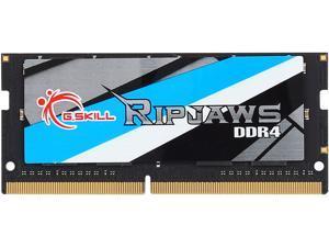 G.SKILL Ripjaws Series 8GB 260-Pin DDR4 SO-DIMM DDR4 2133 (PC4 17000) Laptop Memory Model F4-2133C15S-8GRS