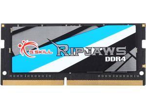 G.SKILL Ripjaws Series 16GB 260-Pin DDR4 SO-DIMM DDR4 2400 (PC4 19200) Laptop Memory Model F4-2400C16S-16GRS