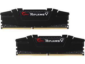 G.SKILL Ripjaws V Series 16GB (2 x 8GB) 288-Pin DDR4 SDRAM DDR4 3400 (PC4 27200) Desktop Memory Model F4-3400C16D-16GVK