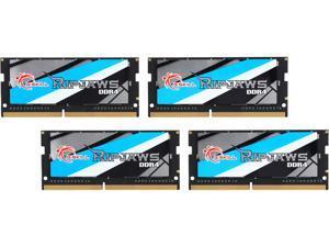 G.SKILL Ripjaws Series 64GB (4 x 16GB) 260-Pin DDR4 SO-DIMM DDR4 2133 (PC4 17000) Laptop Memory Model F4-2133C15Q-64GRS