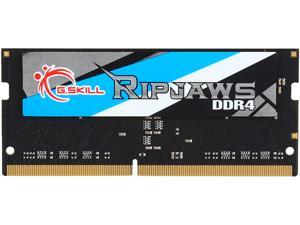 G.SKILL Ripjaws Series 4GB 260-Pin DDR4 SO-DIMM DDR4 2666 (PC4 21300) Laptop Memory Model F4-2666C18S-4GRS