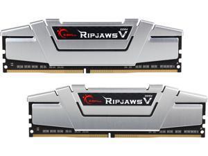 G.SKILL Ripjaws V Series 16GB (2 x 8GB) 288-Pin DDR4 SDRAM DDR4 2400 (PC4 19200) Desktop Memory Model F4-2400C15D-16GVS