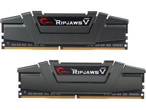 G.SKILL Ripjaws V Series 16GB (2 x 8GB) 288-Pin DDR4 SDRAM DDR4 3000 (PC4 24000) Desktop Memory Model F4-3000C15D-16GVGB