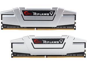 G.SKILL Ripjaws V Series 16GB (2 x 8GB) 288-Pin DDR4 SDRAM DDR4 3000 (PC4 24000) Desktop Memory Model F4-3000C15D-16GVS