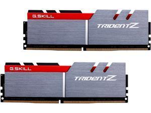 G.SKILL TridentZ Series 16GB (2 x 8GB) 288-Pin DDR4 SDRAM DDR4 3000 (PC4 24000) Intel Z370 Platform Desktop Memory Model F4-3000C14D-16GTZ