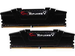 G.SKILL Ripjaws V Series 16GB (2 x 8GB) 288-Pin DDR4 SDRAM DDR4 3000 (PC4 24000) Desktop Memory Model F4-3000C14D-16GVK
