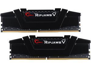 G.SKILL Ripjaws V Series 32GB (2 x 16GB) 288-Pin DDR4 SDRAM DDR4 3200 (PC4 25600) Desktop Memory Model F4-3200C14D-32GVK