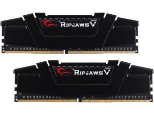 G.SKILL Ripjaws V Series 16GB (2 x 8GB) 288-Pin DDR4 SDRAM DDR4 3200 (PC4 25600) Desktop Memory Model F4-3200C15D-16GVK
