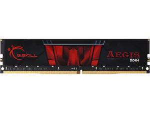 G.SKILL Aegis 16GB 288-Pin DDR4 SDRAM DDR4 2133 (PC4 17000) Desktop Memory Model F4-2133C15S-16GIS