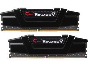G.SKILL Ripjaws V Series 32GB (2 x 16GB) 288-Pin DDR4 SDRAM DDR4 3400 (PC4 27200) Desktop Memory Model F4-3400C16D-32GVK