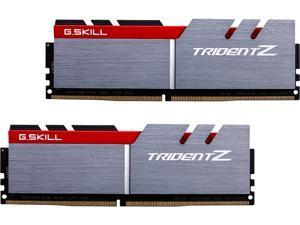 G.SKILL TridentZ Series 16GB (2 x 8GB) 288-Pin DDR4 SDRAM DDR4 3733 (PC4 29800) Intel Z170 / Z270 / Z370 / X299 Desktop Memory Model F4-3733C17D-16GTZA