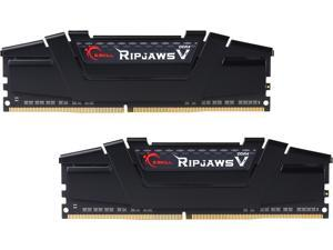 G.SKILL Ripjaws V Series 16GB (2 x 8GB) 288-Pin DDR4 SDRAM DDR4 3000 (PC4 24000) Desktop Memory Model F4-3000C15D-16GVKB