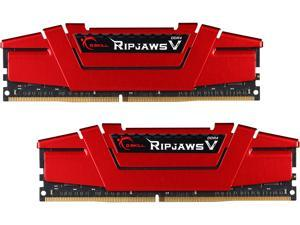 G.SKILL Ripjaws V Series 32GB (2 x 16GB) 288-Pin DDR4 SDRAM DDR4 3200 (PC4 25600) Desktop Memory Model F4-3200C16D-32GVR