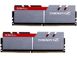 G.SKILL TridentZ Series 16GB (2 x 8GB) 288-Pin DDR4 SDRAM DDR4 3600 (PC4 28800) Intel XMP 2.0 Desktop Memory Model F4-3600C15D-16GTZ