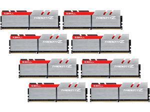 G.SKILL TridentZ Series 64GB (8 x 8GB) 288-Pin DDR4 SDRAM DDR4 3400 (PC4 27200) Intel X99 Platform Memory (Desktop Memory) Model F4-3400C16Q2-64GTZ