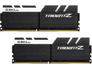 G.SKILL TridentZ Series 32GB (2 x 16GB) 288-Pin DDR4 SDRAM DDR4 3200 (PC4 25600) Intel Z370 Platform Desktop Memory Model F4-3200C14D-32GTZKW