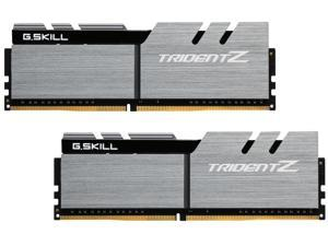 G.SKILL TridentZ Series 32GB (2 x 16GB) 288-Pin DDR4 SDRAM DDR4 3200 (PC4 25600) Intel Z370 Platform Desktop Memory Model F4-3200C14D-32GTZSK