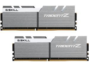 G.SKILL TridentZ Series 32GB (2 x 16GB) 288-Pin DDR4 SDRAM DDR4 3200 (PC4 25600) Intel Z370 Platform Desktop Memory Model F4-3200C14D-32GTZSW