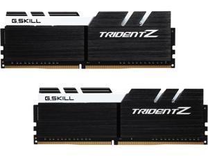 G.SKILL TridentZ Series 16GB (2 x 8GB) 288-Pin DDR4 SDRAM DDR4 3200 (PC4 25600) Intel Z370 Platform Desktop Memory Model F4-3200C14D-16GTZKW