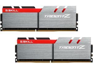 G.SKILL TridentZ Series 32GB (2 x 16GB) 288-Pin DDR4 SDRAM DDR4 3200 (PC4 25600) Intel Z370 Platform Memory (Desktop Memory) Model F4-3200C16D-32GTZ