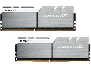 G.SKILL TridentZ Series 32GB (2 x 16GB) 288-Pin DDR4 SDRAM DDR4 3200 (PC4 25600) Desktop Memory Model F4-3200C16D-32GTZSW