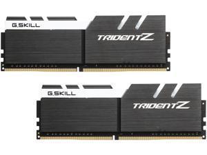 G.SKILL TridentZ Series 16GB (2 x 8GB) 288-Pin DDR4 SDRAM DDR4 3600 (PC4 28800) Intel Z170 / Z270 / Z370 / X299 Desktop Memory Model F4-3600C16D-16GTZKW