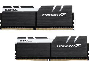 G.SKILL TridentZ Series 16GB (2 x 8GB) 288-Pin DDR4 SDRAM DDR4 4000 (PC4 32000) Intel Z170 / Z270 / Z370 Desktop Memory Model F4-4000C19D-16GTZKW