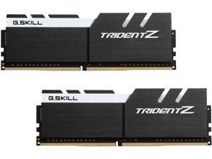 G.SKILL TridentZ Series 16GB (2 x 8GB) 288-Pin DDR4 SDRAM DDR4 4133 (PC4 33000) Intel Z170 / Z370 / X299 Desktop Memory Model F4-4133C19D-16GTZKW