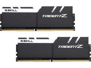 G.SKILL TridentZ Series 16GB (2 x 8GB) 288-Pin DDR4 SDRAM DDR4 3866 (PC4 30900) Intel Z270 / Z370 Memory (Desktop Memory) Model F4-3866C18D-16GTZKW