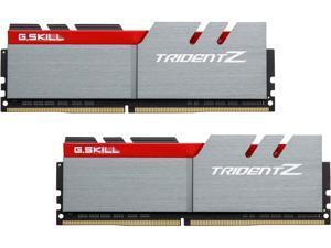 G.SKILL TridentZ Series 16GB (2 x 8GB) 288-Pin DDR4 SDRAM DDR4 4000 (PC4 32000) Intel Z270 / Z370 Memory (Desktop Memory) Model F4-4000C18D-16GTZ