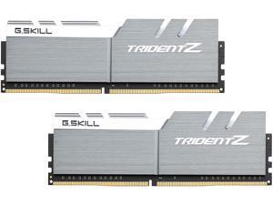 G.SKILL TridentZ Series 16GB (2 x 8GB) 288-Pin DDR4 SDRAM DDR4 4000 (PC4 32000) Intel Z270 / Z370 Memory (Desktop Memory) Model F4-4000C18D-16GTZSW