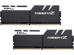 G.SKILL TridentZ Series 16GB (2 x 8GB) 288-Pin DDR4 SDRAM DDR4 4133 (PC4 33000) Intel Z270 / Z370 / X299 Memory (Desktop Memory) Model F4-4133C19D-16GTZKWC