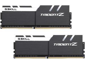G.SKILL TridentZ Series 16GB (2 x 8GB) 288-Pin DDR4 SDRAM DDR4 4266 (PC4 34100) Intel Z270 / Z370 / X299 Memory (Desktop Memory) Model F4-4266C19D-16GTZKW
