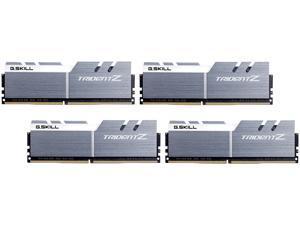 G.SKILL TridentZ Series 32GB (4 x 8GB) 288-Pin DDR4 SDRAM DDR4 3600 (PC4 28800) Intel Z170 / Z270 / Z370 / X299 Desktop Memory Model F4-3600C16Q-32GTZSW