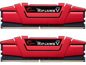 G.SKILL Ripjaws V Series 16GB (2 x 8GB) 288-Pin DDR4 SDRAM DDR4 2400 (PC4 19200) Desktop Memory Model F4-2400C17D-16GVR