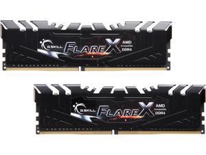 G.SKILL Flare X Series 16GB (2 x 8GB) 288-Pin DDR4 SDRAM DDR4 2933 (PC4 23400) Desktop Memory Model F4-2933C14D-16GFX