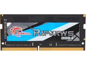 G.SKILL Ripjaws SO-DIMM 8GB 260-Pin DDR4 SO-DIMM DDR4 3200 (PC4 25600) Laptop Memory Model F4-3200C18S-8GRS