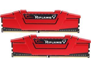 G.SKILL Ripjaws V Series 16GB (2 x 8GB) 288-Pin DDR4 SDRAM DDR4 3600 (PC4 28800) Intel XMP 2.0 Desktop Memory Model F4-3600C19D-16GVRB