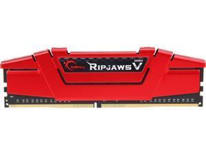 G.SKILL Ripjaws V Series 8GB 288-Pin DDR4 SDRAM DDR4 3600 (PC4 28800) Desktop Memory Model F4-3600C19S-8GVRB