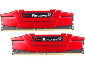 G.SKILL Ripjaws V Series 32GB (2 x 16GB) 288-Pin DDR4 SDRAM DDR4 3600 (PC4 28800) Intel XMP 2.0 Desktop Memory Model F4-3600C19D-32GVRB