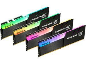 G.SKILL TridentZ RGB Series 32GB (4 x 8GB) 288-Pin DDR4 SDRAM DDR4 3600 (PC4 28800) Intel XMP 2.0 Desktop Memory Model F4-3600C19Q-32GTZRB