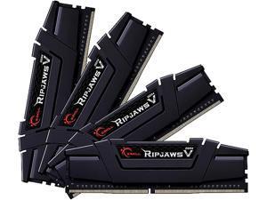 G.SKILL Ripjaws V Series 32GB (4 x 8GB) 288-Pin DDR4 SDRAM DDR4 3600 (PC4 28800) Desktop Memory Model F4-3600C18Q-32GVK