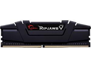 G.SKILL Ripjaws V Series 32GB 288-Pin DDR4 SDRAM DDR4 2666 (PC4 21300) Desktop Memory Model F4-2666C18S-32GVK