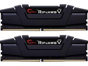 G.SKILL Ripjaws V Series 16GB (2 x 8GB) 288-Pin DDR4 SDRAM DDR4 4000 (PC4 32000) Intel XMP 2.0 Desktop Memory Model F4-4000C15D-16GVK