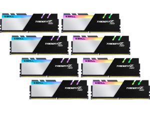 G.SKILL Trident Z Neo Series 64GB (8 x 8GB) 288-Pin DDR4 SDRAM DDR4 3600 (PC4 28800) Desktop Memory Model F4-3600C14Q2-64GTZNB